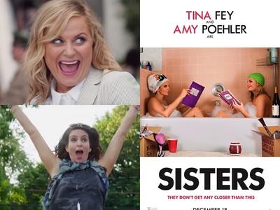 《姊妹情深》海報出爐!影后艾米波勒、蒂娜菲全裸脫光