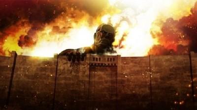 進擊巨人的傳說高牆,日本人真的蓋了