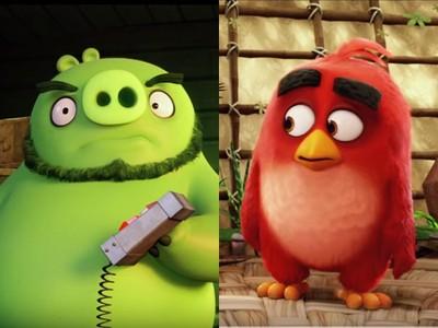 《憤怒鳥》預告曝光! 解密小紅鳥為什麼總是在生氣