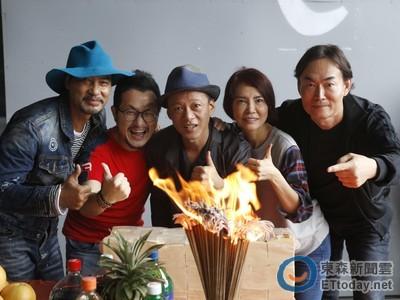 《樓下的房客》颱風天開鏡 3巨頭2影帝一起「發爐」了