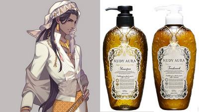 洗髮精擬人化~好想要王子幫我洗頭๑> ₃ <