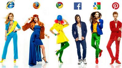 當熟悉Logo變身時尚麻豆,誰才是你的最❤呢?