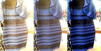 藍黑、白金洋裝MIX版!廠商做這款擺明不想賺錢