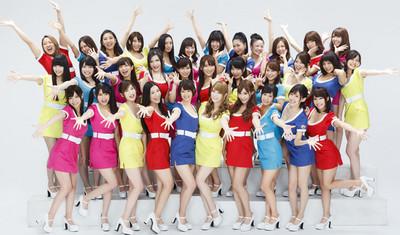 惠比壽麝香葡萄回來了 33名AV女優爆乳來唱跳