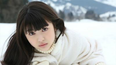 15歲「透明肌」雪精靈 網友:拜託不要長壞啊