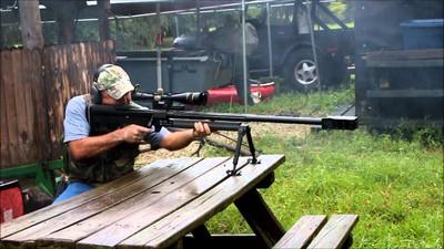 不只是準!6大「超變態狙擊槍」戰車也能打爆
