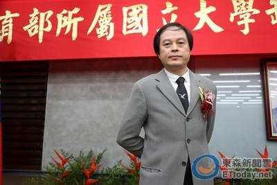 臺藝大校長陳志誠要打造藝術人才