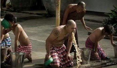 泰國「嘔吐寺」,幫助毒癮者脫離苦海