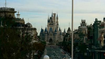 當人類滅絕後,這將是你我看不到的迪士尼樂園