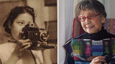 101歲仍緊握相機!人瑞攝影師:好奇讓我不死