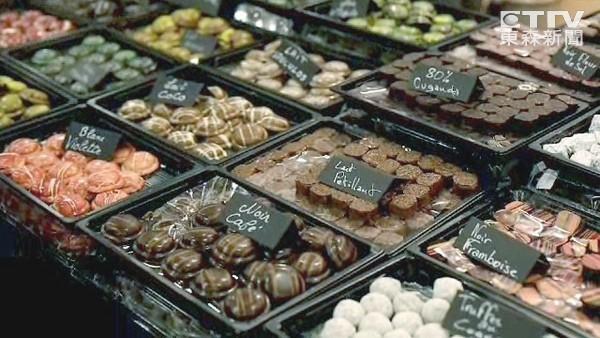 食藥署「正名巧克力」 可可含量<35%要改叫糖果餅乾