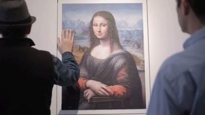 如何讓視障朋友欣賞名畫?西班牙美術館讓你用摸的