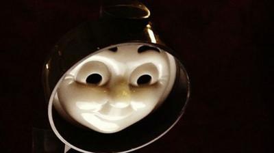 事實證明,湯瑪士小火車根本是驚悚片