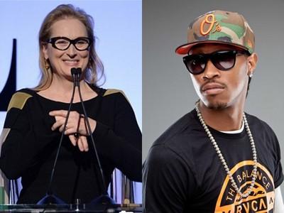 梅莉史翠普撞臉黑人饒舌歌手! 網路瘋傳對比神照