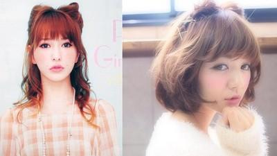 三款日本大人氣貓耳編髮,變身甜美萌主就靠這招