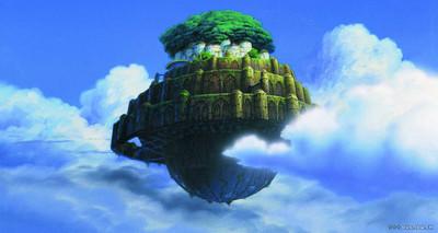 中國各地出現天空之城..毀滅咒語巴魯斯要實現了嗎