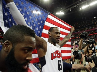 美國男籃月底公布東奧近40人名單
