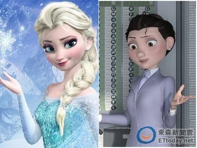 虎媽撞臉Elsa有木有!《小王子》製作特輯曝光報你知