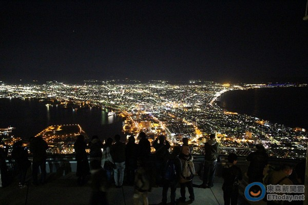 「百萬夜景」函館山空中纜車夾死人 26歲男下半身被夾亡