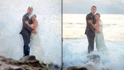 婚禮出糗不用太害羞,頂多被大家記一輩子而已