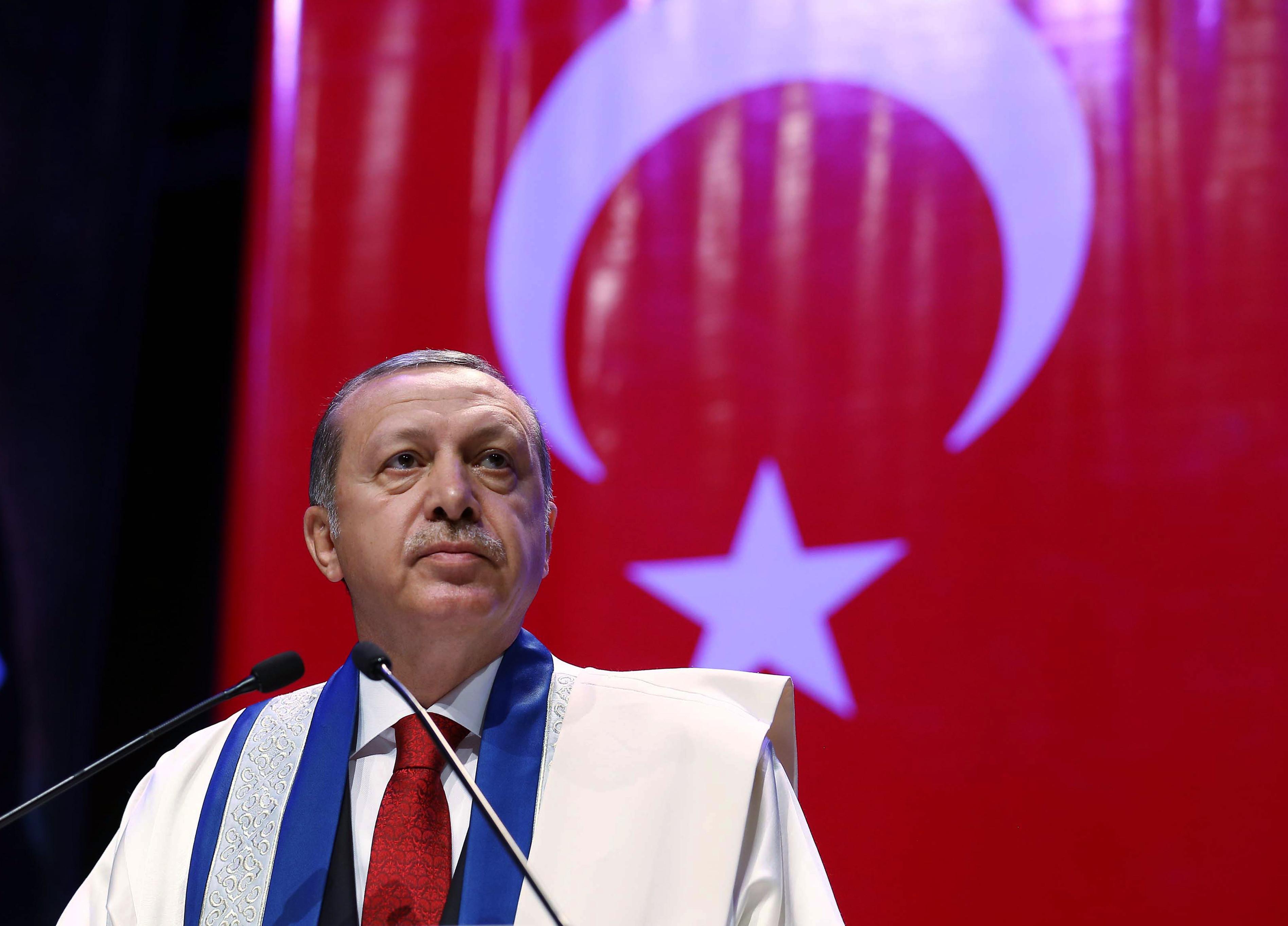 艾爾段任內第3次 土耳其1960年來已有4次成功政變
