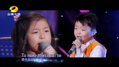 7歲「小鄧紫棋」天籟嗓音,湖南大嬸:雞母皮掉滿地