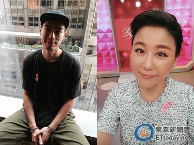 300藝人挺乳癌防治!藍心湄憶3年前中風老爸變「膽小」