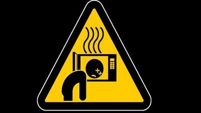 把這9種東西放進微波爐 就能欣賞噴汁爆漿秀