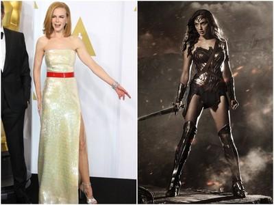 妮可基嫚要演超級英雄片? 傳加入《神力女超人》當女王