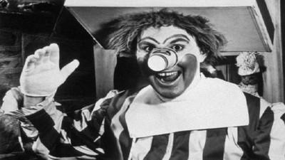 是麥當勞叔叔老照片明明沒什麼,卻看起來好可怕