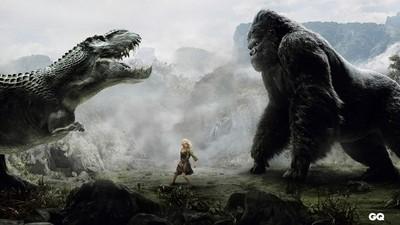 GQ/《哥吉拉大戰金剛》確定開拍!預計2020年上映