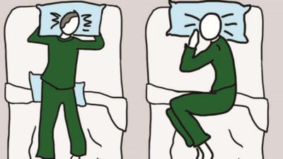 早上起床老是腰痠背痛?5種睡姿要改進