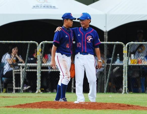 ▲首屆WBS少棒賽總教練吳映賜。(圖/翻攝自吳映賜臉書)