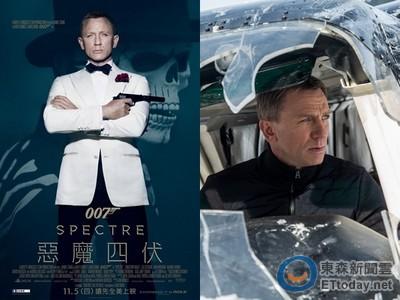 得獎公布/龐德精選 《007惡魔四伏》特務必備隨身用品