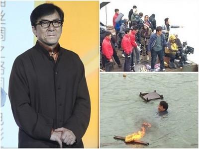 攝影師墜海身亡後… 成龍拍片捲15公尺漩渦險丟命