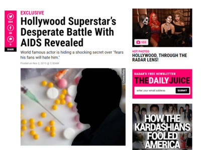 好萊塢A咖爆染愛滋續濫交!李奧納多、連恩尼遜遭點名