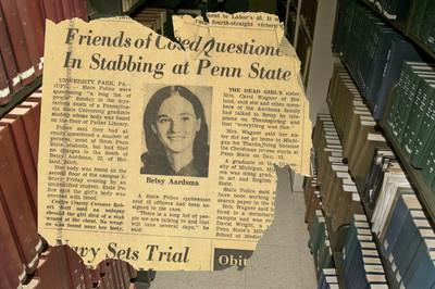 圖書館無聲謀殺案,女大生被刺連隔壁書架同學都沒聽見