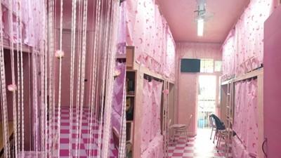 寢室走公主風遭吐槽,他:每個男生心中都有一片粉紅