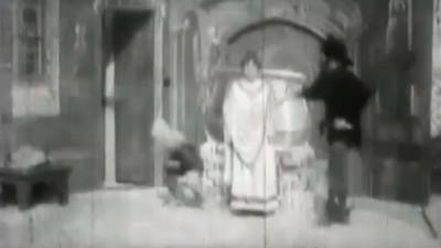 史上第一部恐怖片「惡魔莊園」,驚悚度由你決定