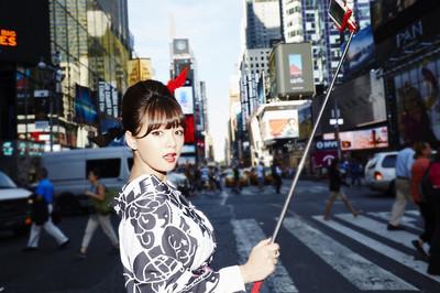 童顏巨乳篠崎愛 紐約音樂旅行