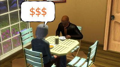 玩遊戲也是魯蛇 模擬市民玩家上網求救:繳不出水電費