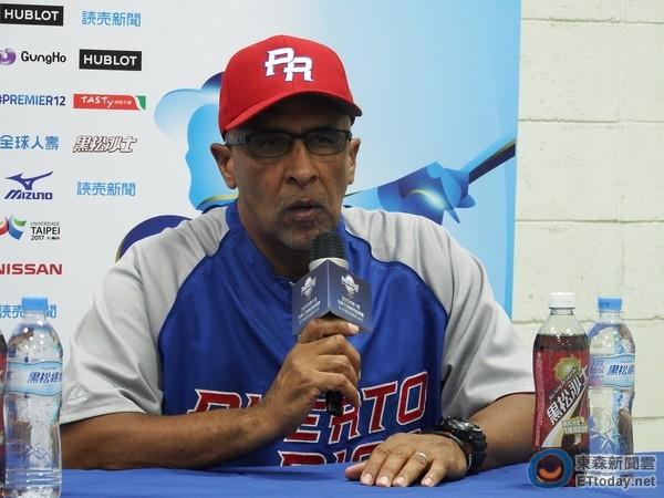 波多黎各突破僵局制吞敗 教頭不適應:愛傳統棒球