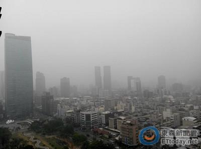 一級致癌物PM 2.5襲擊 台灣兒童氣喘率高達10%
