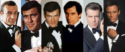 伍迪艾倫竟演過龐德! 歷任007大集合