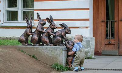 18位小孩「愛的行動」 讓人看見世界真有小天使