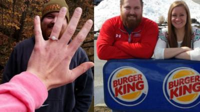 「漢堡」迎娶「王」!這不是速食店噱頭,是真人真事