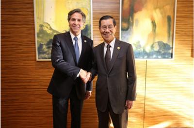 APEC 美國副國務卿肯定馬習會