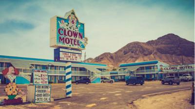 全美最恐怖「小丑旅館」 喚起你暗夜噩夢