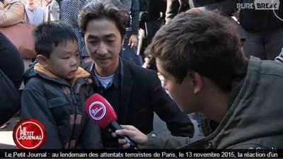 男童害怕恐攻想搬家 法國爸:我們有花,讓它來對抗槍