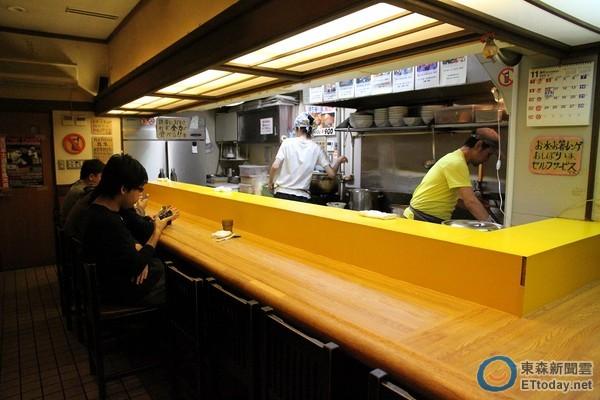 超紅京都「二郎系拉麵」 份量是一蘭的3倍